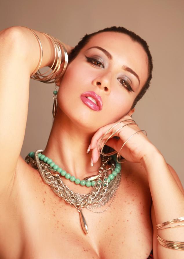 FOTOS E VIDEOS - Com vocês a gostosona Diosa Canales pelada 6