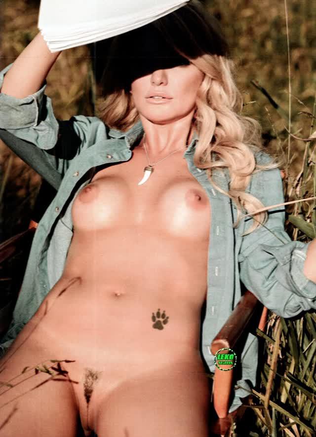 Antonia Fontenelle pelada – Revista Playboy 16