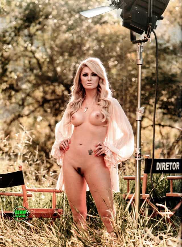 Antonia Fontenelle pelada – Revista Playboy 2