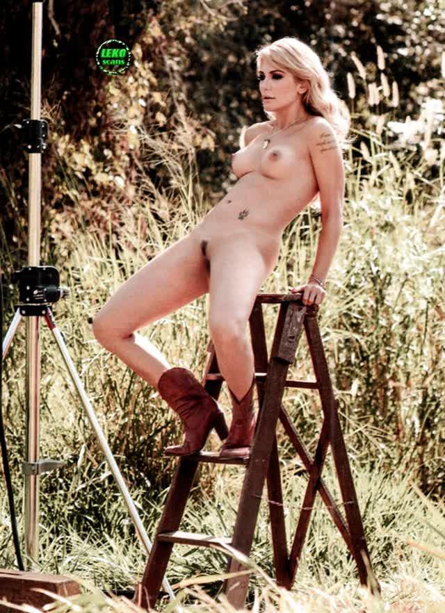 Antonia Fontenelle pelada – Revista Playboy 3