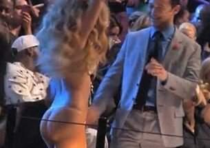Lady Gaga com um bumbum espetacular