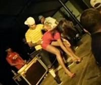 Mais uma vagabunda no baile Funk
