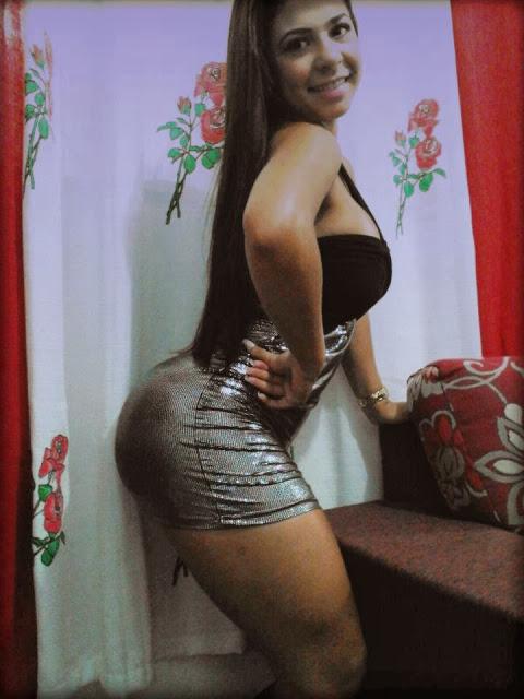 Cavala Paloma Gomes pelada candidata a Miss Bumbum 19