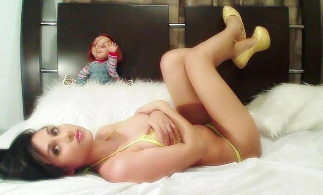 Dayana Perez Sosa a rainha das webcam 10