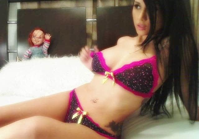 Dayana Perez Sosa a rainha das webcam 26