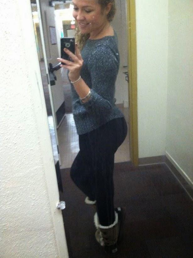 Porque Calça legging é a melhor roupa feminina 21