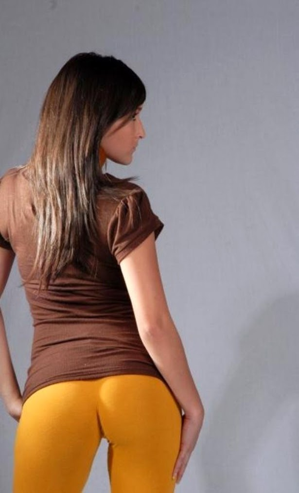 Porque Calça legging é a melhor roupa feminina 35