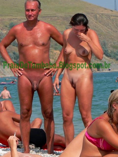 Praia de nudismo tambaba 16