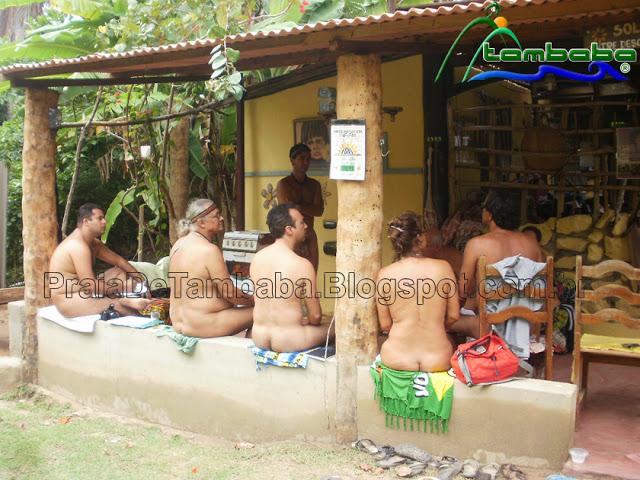 Praia de nudismo tambaba 33