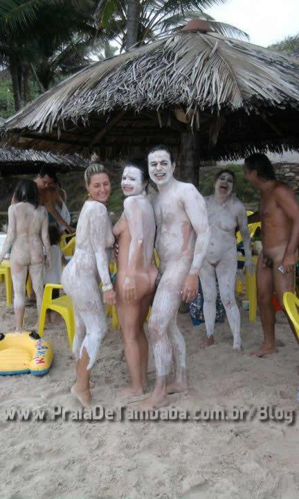 Praia de nudismo tambaba 37