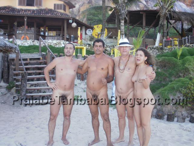 Praia de nudismo tambaba 40