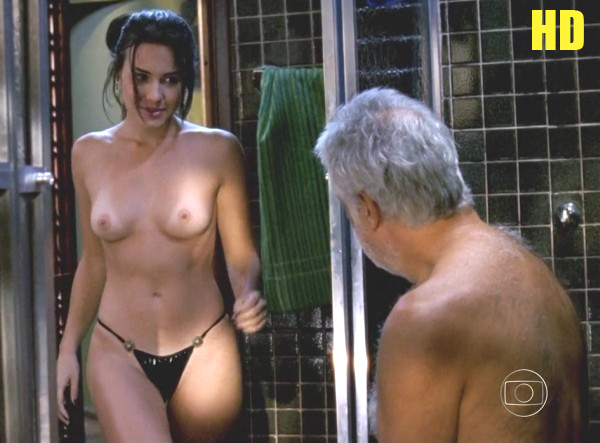 Mariana ximenes celebridade brasileira - 3 part 6
