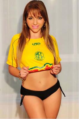 Nicolli Moreira a gata do Paulistão caiu na net 11