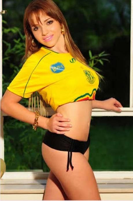 Nicolli Moreira a gata do Paulistão caiu na net 13