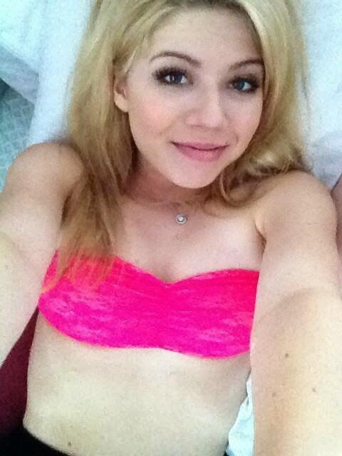 Jennette McCurdy, atriz da série iCarly, teve suas fotos vazadas na web 2