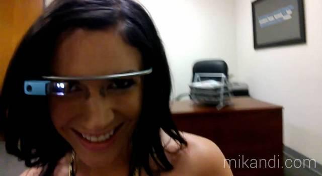 Produtor divulga porno todo feito com Google Glass 4