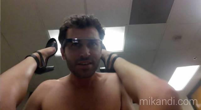 Produtor divulga porno todo feito com Google Glass 5