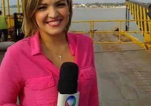 Caiu na net Anna Paula Mello reporte do Balanço geral - http://www.naoconto.com