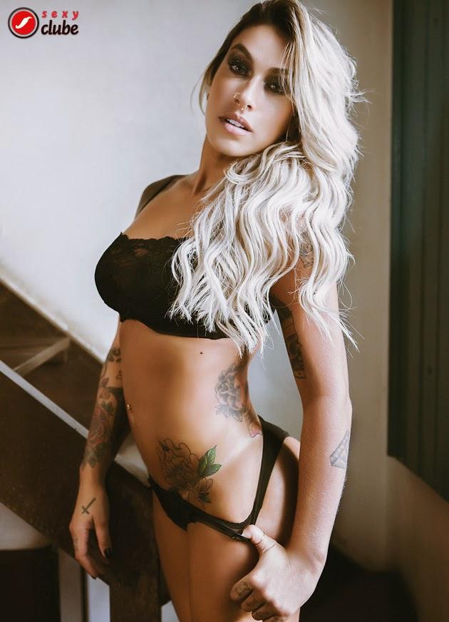 Dani Bolina nua pelada na Sexy de Abril 2014 24