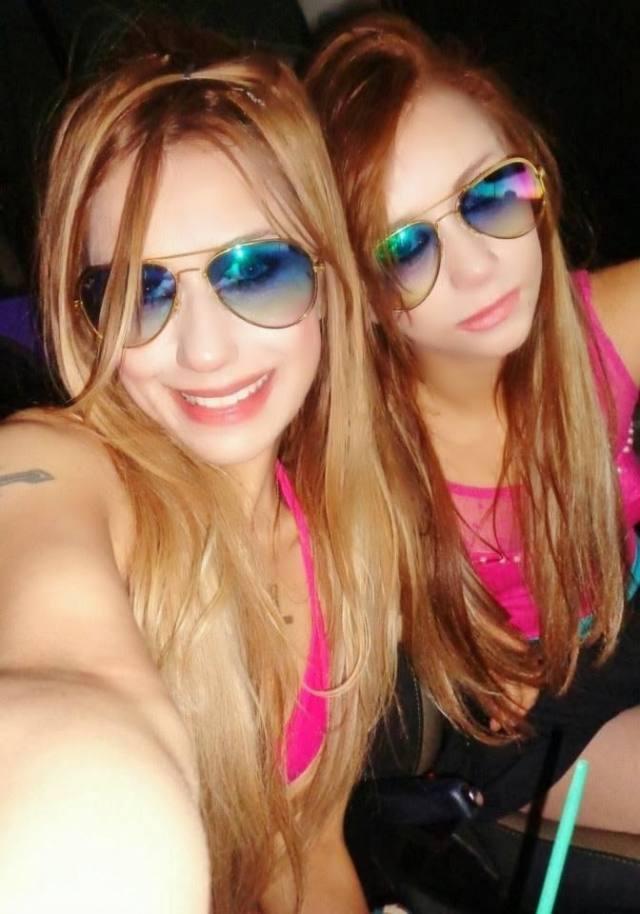 Luany e Amanda as Gêmeas rabudas mais gostosa da net