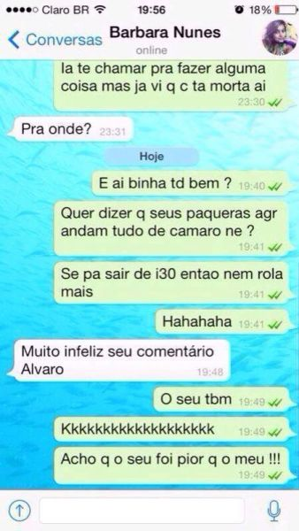 Patricinhas de Salvador falam e mostram demais em WhatsApp 4