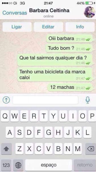 Patricinhas de Salvador falam e mostram demais em WhatsApp 6