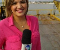 Caiu na net Anna Paula Mello reporte do Balanço geral!