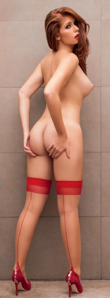 Amanda Gontijo pelada nua na Playboy 10