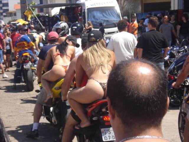 Encontro motociclístico de Laguna SC 10