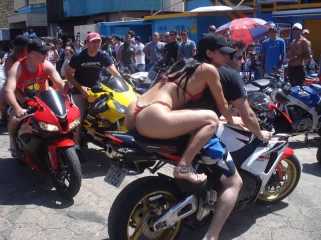 Encontro motociclístico de Laguna SC 17