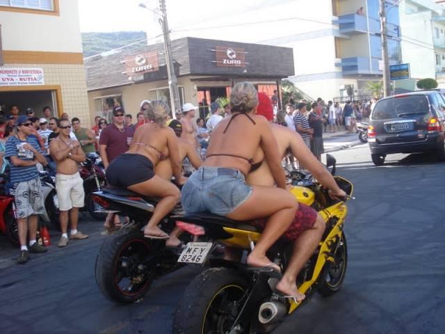 Encontro motociclístico de Laguna SC 8