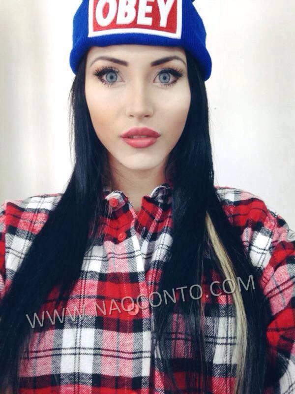 Cláudia Alende Sósia da Megan Fox candidata a Miss bumbum 2014 15