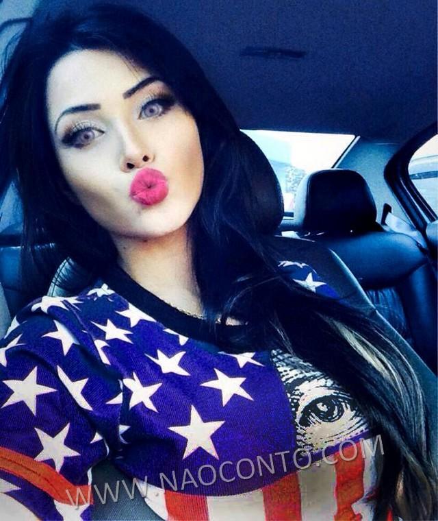 Cláudia Alende Sósia da Megan Fox candidata a Miss bumbum 2014 16