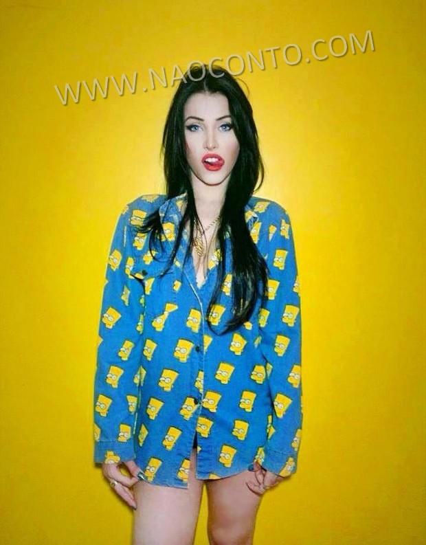 Cláudia Alende Sósia da Megan Fox candidata a Miss bumbum 2014 20