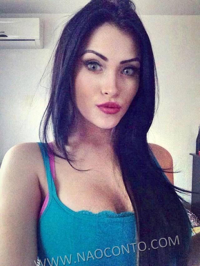 Cláudia Alende Sósia da Megan Fox candidata a Miss bumbum 2014 28