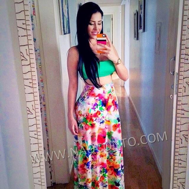 Cláudia Alende Sósia da Megan Fox candidata a Miss bumbum 2014 31