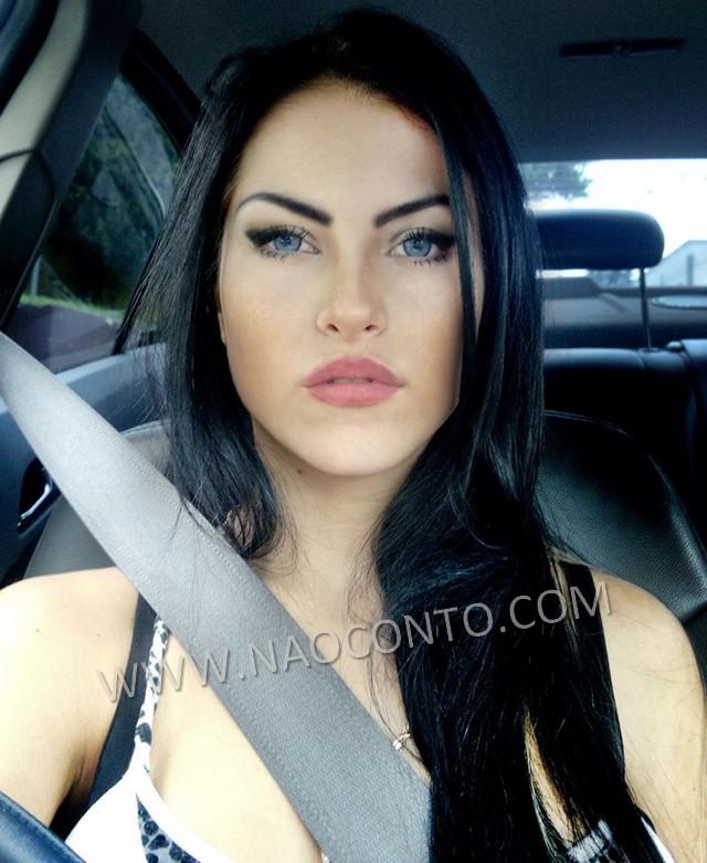 Cláudia Alende Sósia da Megan Fox candidata a Miss bumbum 2014 4