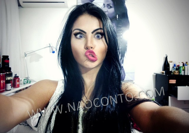 Cláudia Alende Sósia da Megan Fox candidata a Miss bumbum 2014 5