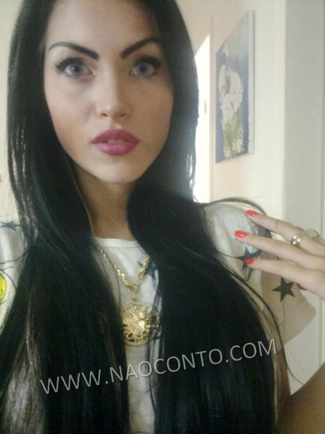 Cláudia Alende Sósia da Megan Fox candidata a Miss bumbum 2014 6