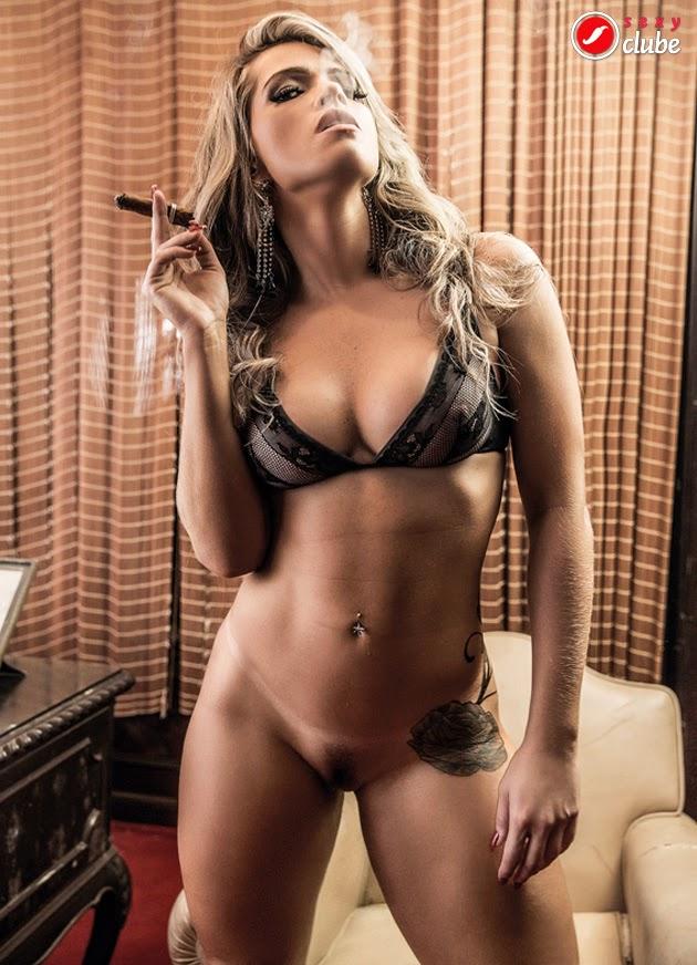 Fani Pacheco pelada nua na Sexy de Maio 2014 10