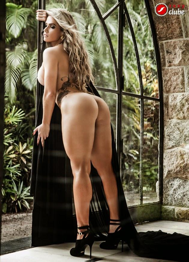 Fani Pacheco pelada nua na Sexy de Maio 2014 33