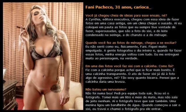 Fani Pacheco pelada nua na Sexy de Maio 2014 38