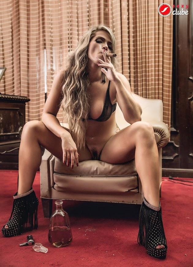 Fani Pacheco pelada nua na Sexy de Maio 2014 9