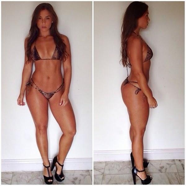 Nicole Mejia nude gostosa uma mulher que vai te deixar louco 3