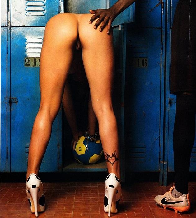 Rô Fraga pelada nua na Revista Sexy de Junho 2014 4