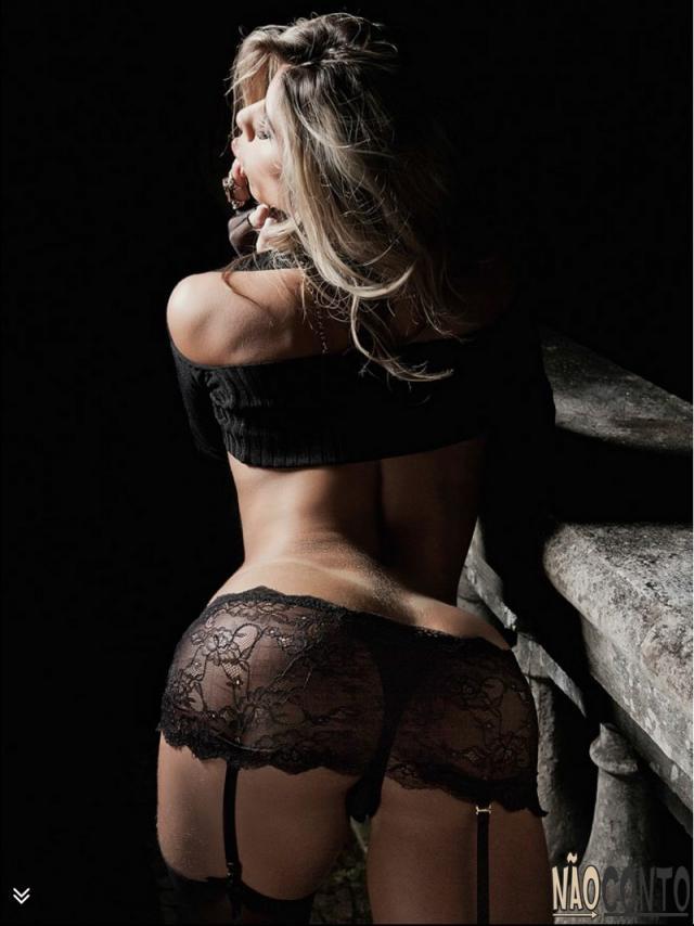 Ana Paula Minerato nua pelada na Revista Sexy Agosto (14)