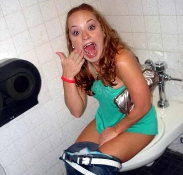 Quando as mulheres ficam bêbadas fazem cada coisa 19