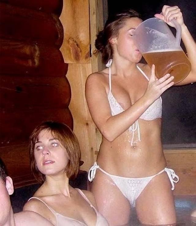 Quando as mulheres ficam bêbadas fazem cada coisa 4