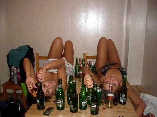 Quando as mulheres ficam bêbadas fazem cada coisa 8