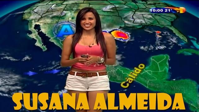 Susana Almeida nude, apresentadora arranca suspiros pelo mundo 1